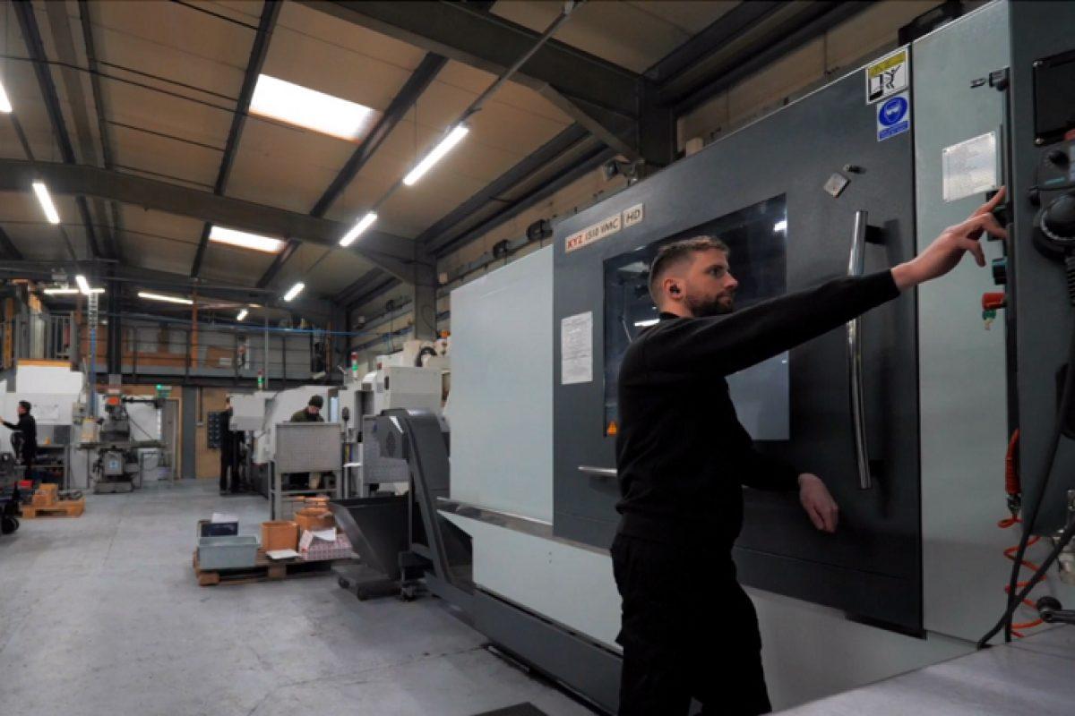 CNC Machining Image 4