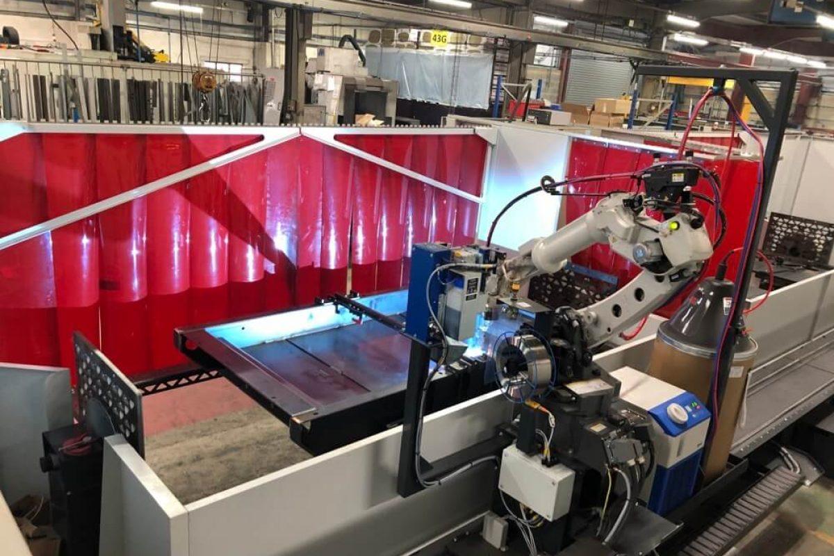 Robotic Welding image 6