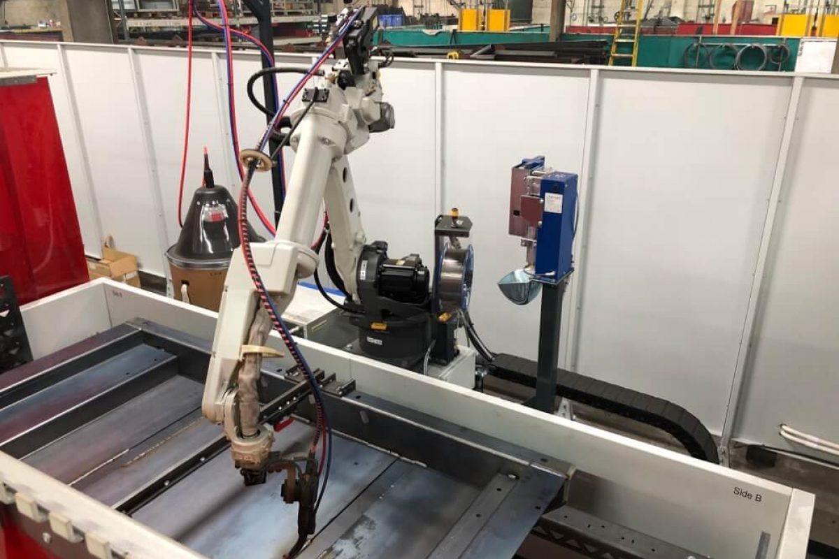 Robotic Welding image 5