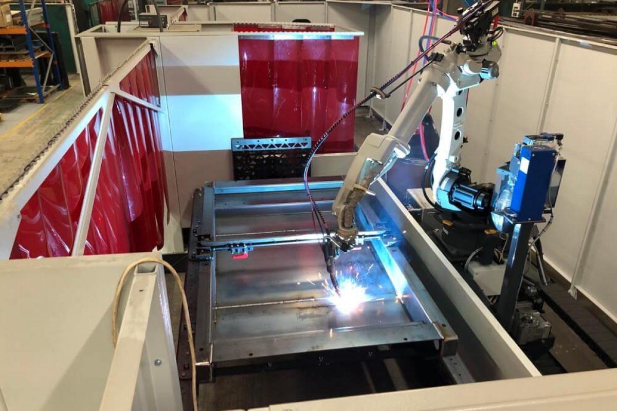 Robotic Welding image 4