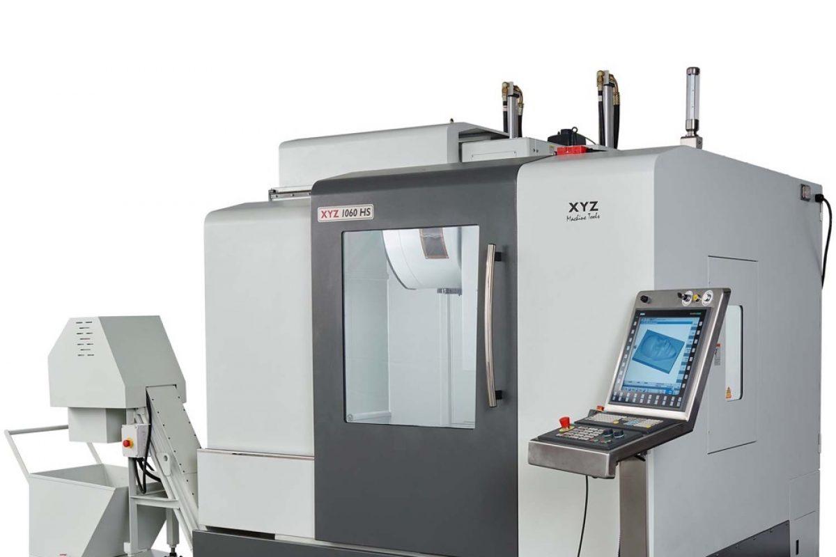 CNC Machining XYZ 1060 HS