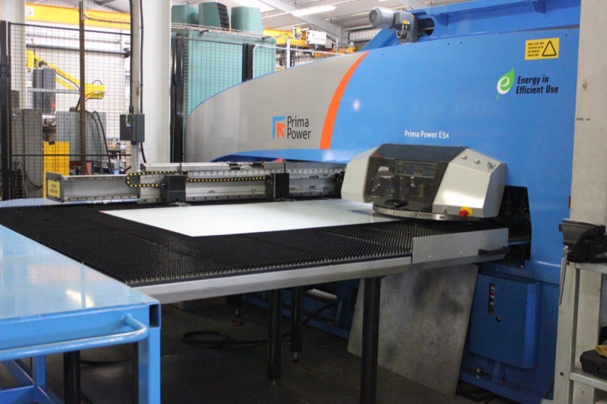 CNC Punching image 1